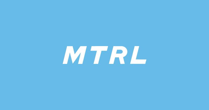 やうゆ | MTRL(マテリアル)