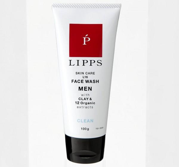 【美肌男子に朗報!】人気美容室LIPPSの洗顔料が魅力的!