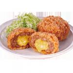 【売り切れ御免!】ローソン新発売の「ゲンコツチーズメンチ」が激ウマ!