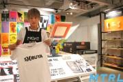 【三連休限定】渋谷VANQUISHでHurley Tシャツ体験型イベント開催中!