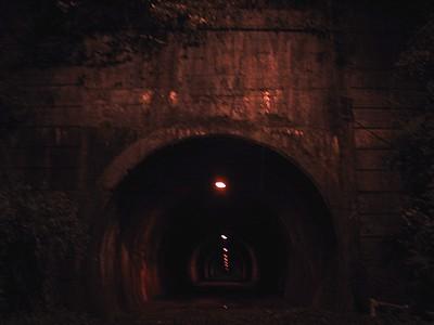 4旧吹上トンネル【青梅市】