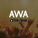 【話題の音楽アプリ】AWAのプレイリストをMTRLモデルが作ってみた!