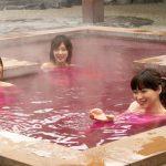 【都心からスグ!】大江戸温泉浦安万華郷の混浴プールが素敵すぎる♡