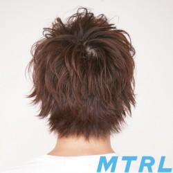 【MINX harajuku】アップバング3Dミドル