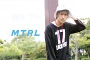 【MTRLモデル1週間着まわしコーデ】渋谷ファッション10アイテム夏スケータースタイル ♯2 小川和也