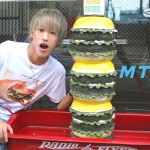【小川和也が行く!】突撃!ハンバーガーの旅 in TOKYO『J.S. BURGERS CAFE』編