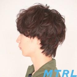 【MINX harajuku】ルーズウェーブマッシュ