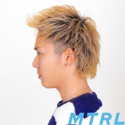 【L.DORADO】三代目風ソフトリーゼント