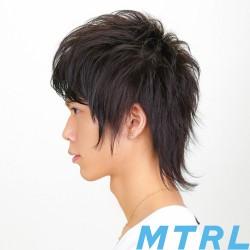 【MINX harajuku】黒髪でキマる!次世代ネオウルフショート