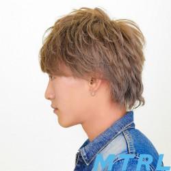 【L.DORADO】三代目岩ちゃん風ミディアム