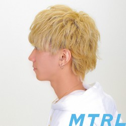 【L.DORADO】バブリッシュホワイトマッシュ