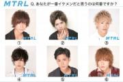【街頭アンケート】新宿二丁目調べMTRLモデル人気ランキングBEST3