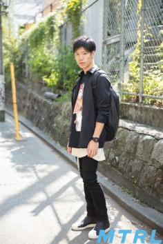 【MTRL_SNAP】古川 歩