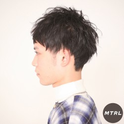 【at'LAV by Belle】ニュアンスショート