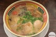 【俺の麺 Vo.18】塩味の効いた濃厚豚骨がクセになる「原宿 九州じゃんがららあめん」編