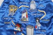 """【限定販売!】大人気「SHIBUYAスカジャン」の""""池袋ver.""""がアニメイトとコラボで登場!"""