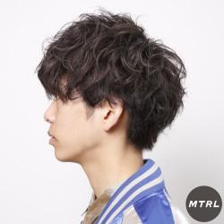 【OCEAN TOKYO harajuku】ラフスパイラルマットマッシュ