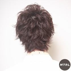 【at'LAV by Belle】ソフトスパイキーショート