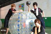 【MTRLモデル出場】イケメンだらけのバブルサッカーイベントレポ!