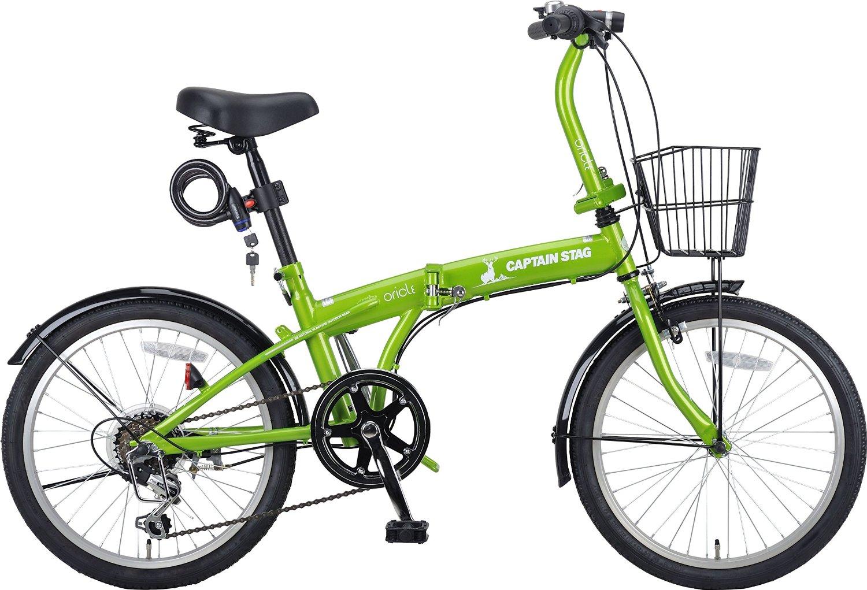 Amazon_キャプテンスタッグ Oricle 20インチ 折りたたみ自転車