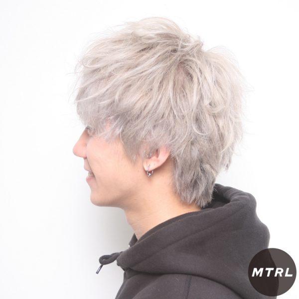 【L.DORADO】プラチナカントリーウェーブ
