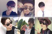 【夏のマストアイテム】MTRLモデル愛用のサングラスを大公開!