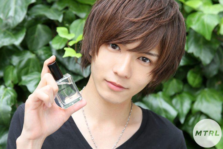 【モテる男は香りが違う!】MTRLモデル9人が使ってる香水を大公開!
