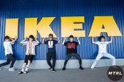 【モデル対抗】第一回IKEAに馴染む王選手権!