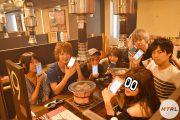 【イチ抜けTinder】飲み代かけてイケメンと美女がガチンコ勝負!in渋谷