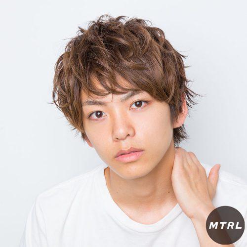 【MINX harajuku】ミディアムウルフ