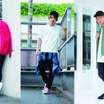 【マンネリ回避】鉄板の白T×黒パンコーデの着こなしバリエを紹介!