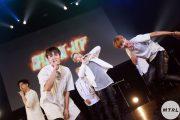 【ライブレポ】ブレイク☆スルー、X4、CROSSGENEらが参戦!きみだけ LIVE presents BURN-UP
