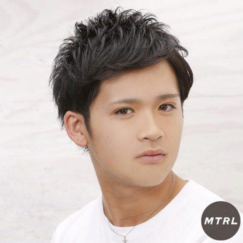 2017夏ヘアカタ【HONEY】好感度上がる黒髪ショート