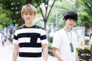 【推しメン!】最注目のイケメンFILE16 YUTA&TOSHIKI【IVVY】