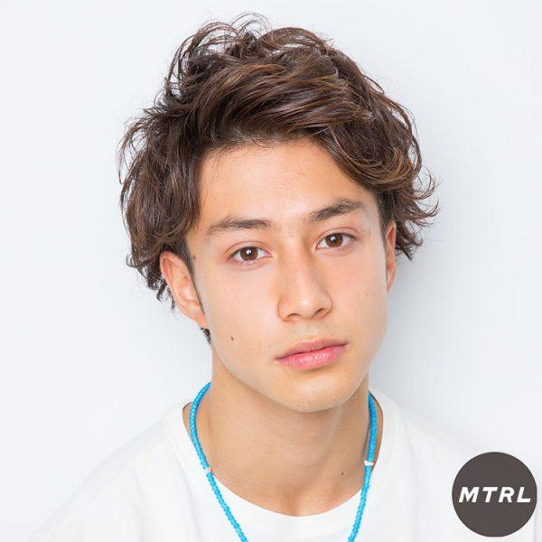 【MINX harajuku】アップバングマッシュ