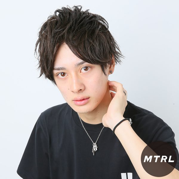 【MINX harajuku】ルーズマットウルフ