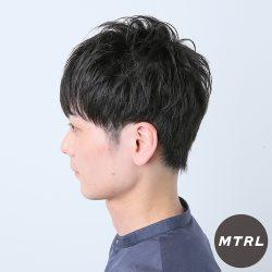 2017メンズ夏ヘア【mailo】2ブロマッシュショート/橋口 宙