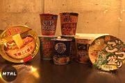 【No.1決定戦】この冬に食べたい新作のカップラーメンを食べ比べ!