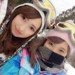 【可愛さで雪も溶ける】スキーウェア、スノボウェア女子が熱すぎる件