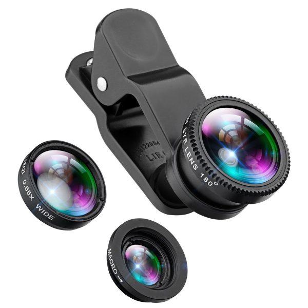 スマホ カメラ おしゃれ 付属レンズ