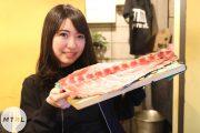 【官能的なエロさのマグロ!?】刺身から炙りまで!安いのに美味しい本マグロを食べられる中野の「マグロマート」へ行ってきた