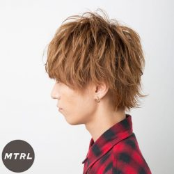 2017メンズヘア【RISEL x.o.x.o】スラッシュバブルマッシュ