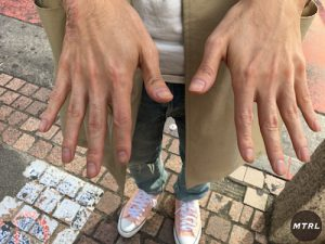 【渋谷と秋葉原で大調査】男の爪の長さはリア充さに関係していることが判明!?