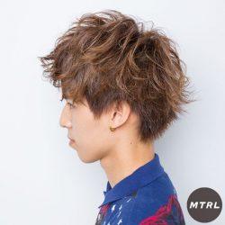 2017メンズ春ヘアカタ【MINX harajuku】ジェットモヒカン/小沼野 洸