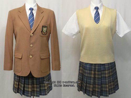 品川女子学院 JK 可愛い 制服