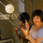 渋谷の新スタイル相席居酒屋『ORIENTAL LOUNGE EVE SHIBUYA』でマドカ・ジャスミンがハイスぺおじさんgetだぜ!