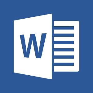 マイクロソフトワードのアプリ