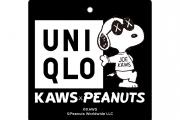 人気コラボ第2弾!ユニクロUT「KAWS×PEANUTS」がブラックスヌーピーで登場!