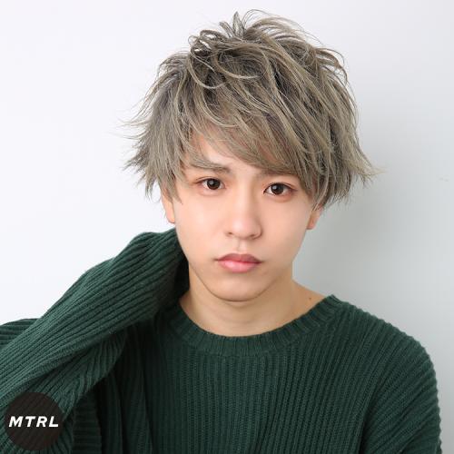 2017メンズヘア【MINXharajyuku】レイヤーショート