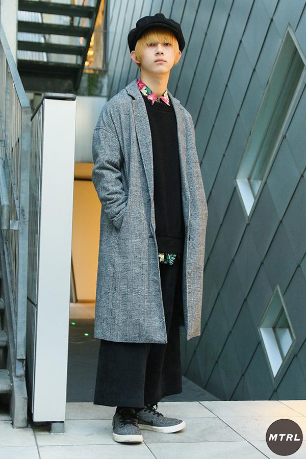 2017年渋谷原宿リアルスタイル【MTRL_SNAP】ミヤガワタツノスケ